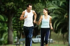 jogging alam
